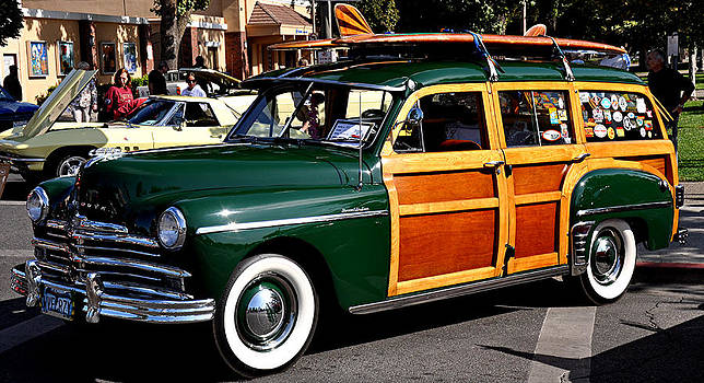 Plymouth Woodie by James Stodola