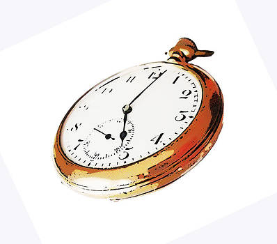 Pocket Watch by Stephen Walker