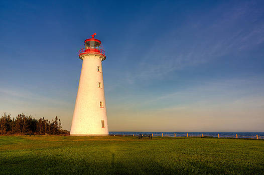 Matt Dobson - Point Prim Lighthouse
