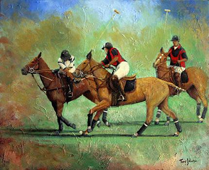 Polo 2 by Tony Johnson