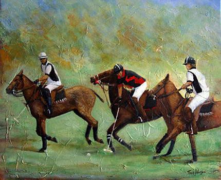 Polo 3 by Tony Johnson