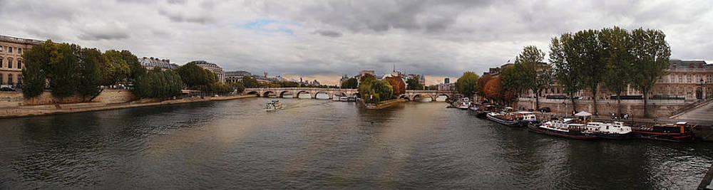 Pont Neuf  Paris by Rod Huling