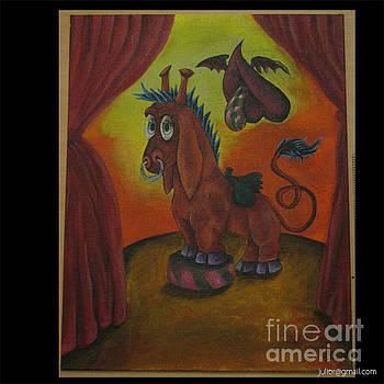 Pony  by Julio Rodriguez