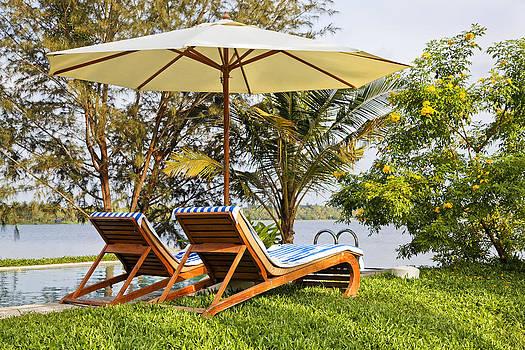 Kantilal Patel - Poolside Comforts