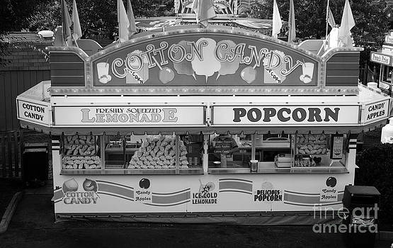 Popcorn Stand by Ronald Williamson