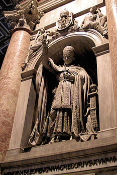 Pope Leo XII at the Vatican by Nathaniel Price