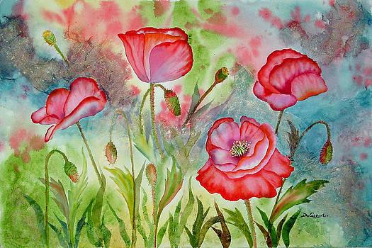 Dee Carpenter - Poppy Garden
