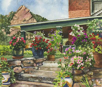Anne Gifford - Porch Garden