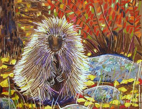 Harriet Peck Taylor - Porcupine on the Trail