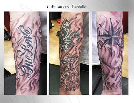 Porfolio08 by Cliff Lambert