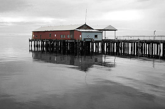 Port Angeles Boathouse by Craig Sanders