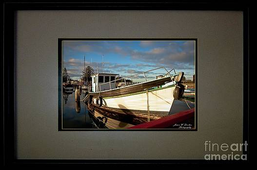 Port Boats by James  Dierker