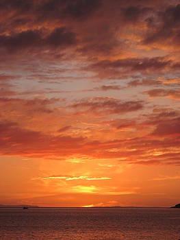 Port Henderson Sunset 2 by Jennifer Watson