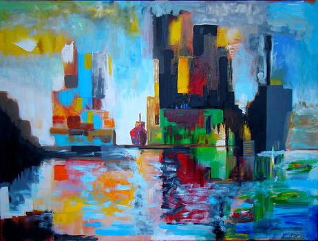 Port by Joel Vargas