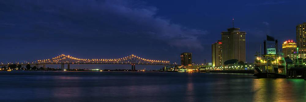 Bourbon  Street - Port of New Orleans