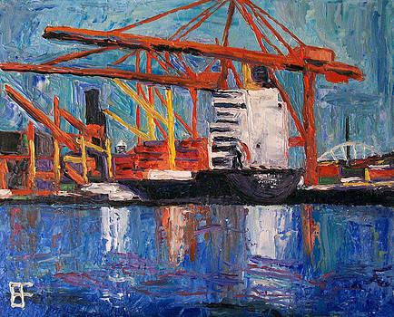 Allen Forrest - Port of Seattle 1