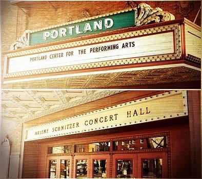 Portland Arts by Cathie Tyler