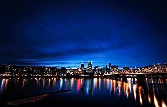 Portland Blues by Brian Bonham