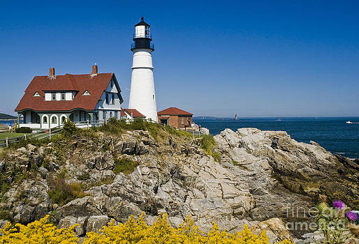 Tim Mulina - Portland Head Lighthouse