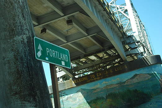 Portland That Way by Brittany Sampson