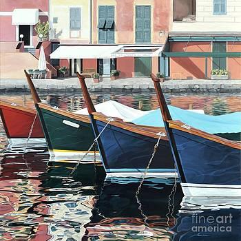 Portofino by Carina Mascarelli