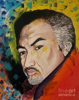 Portrait by Carlos Camacho