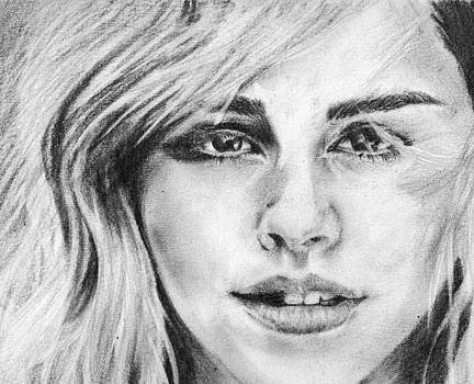 Portrait de Emma Watson by Shorf  Afza