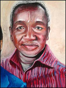 Portrait by Evans Yegon