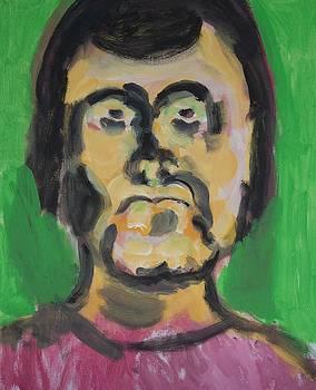 Portrait by Jay Manne-Crusoe
