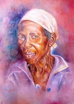 Portrait by Mayanja Richard weazher
