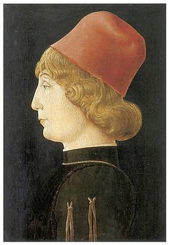 Cosimo Tura - Portrait of a Ferrarese Nobelman