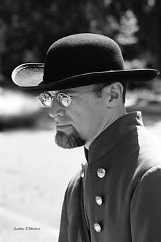 Jonathan Whichard - Portrait of a Man Anniversary of the American Civil War Mosby House Lawn Warrenton Virginia