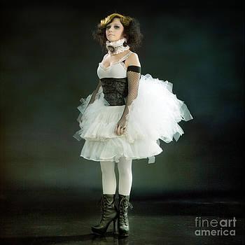 Cindy Singleton - Portrait of a Vintage Dancer Series