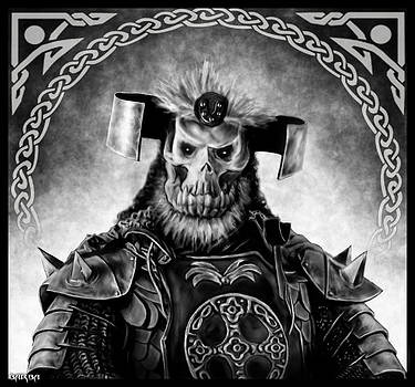 Portrait of a Warlord by Ronald Barba