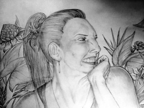 Portrait of Ana by Derrick Rathgeber