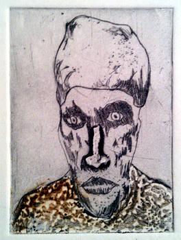 Portrait Of.... by Branko Jovanovic