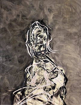 Portrait Of B.z. by JC Armbruster