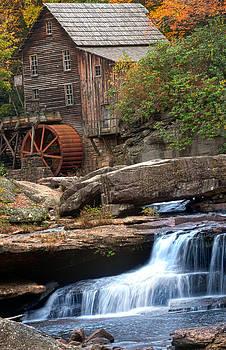 Randall Branham - Portrait of Glade Creek Mill
