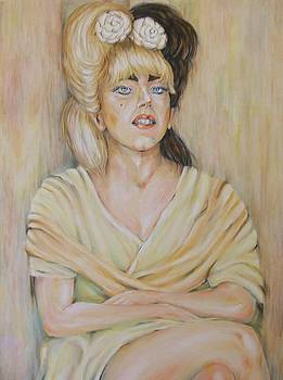 Portrait of Lady Gaga by Nasko Dimov