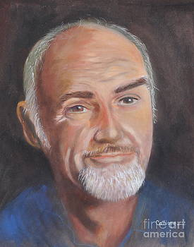 Portrait of Sean by Calliope Thomas