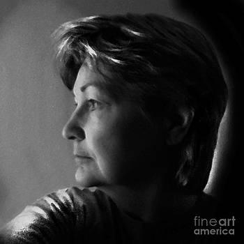 Dale   Ford - Self Portrait