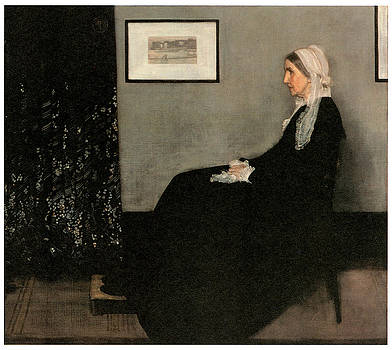 James Abbott McNeill Whistler - Portrait of the Artist