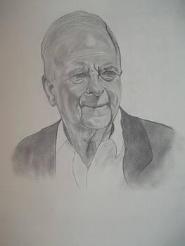 Portrait  by Peter Edward Green