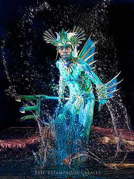 Poseidon by Eric Cabales