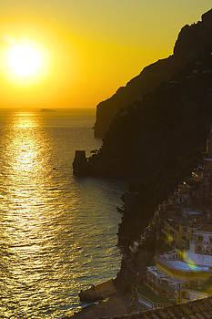 Francesco Riccardo  Iacomino - Positano Sunset
