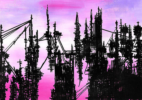 Jera Sky - Post Apocalyptic Skyline