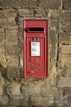 Post Box by Alex Rowbotham