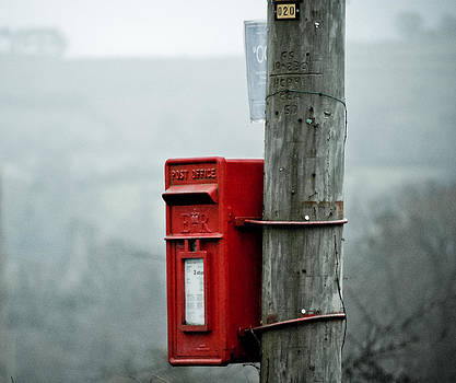 Post Box by Simon Clare