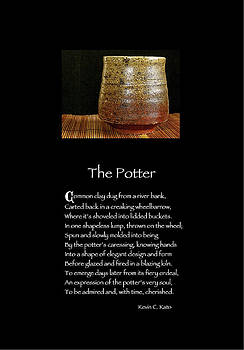 Poster Poem - The Potter by Poetic Expressions