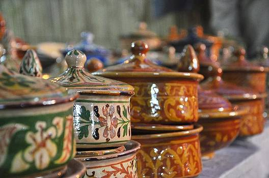 Pots of Tradition by Asad Malik